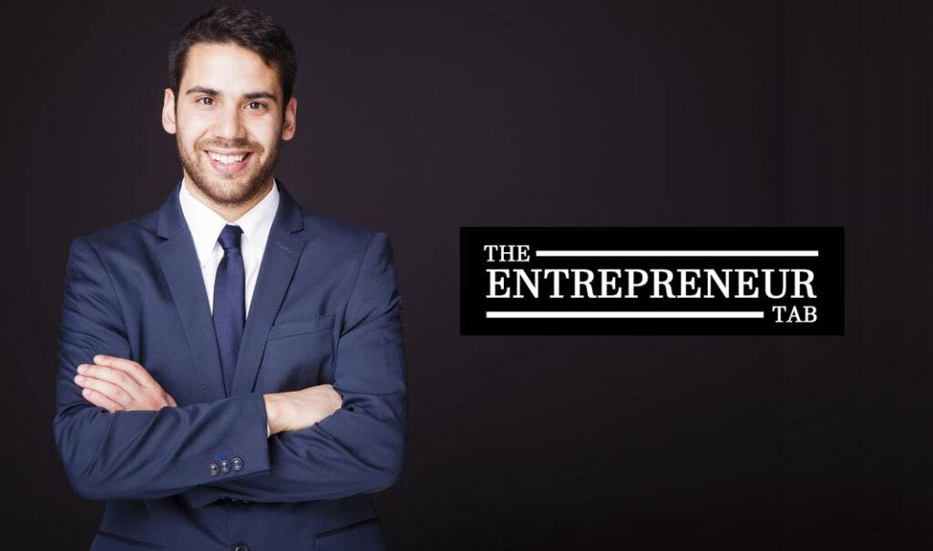 The Entrepreneur Tab