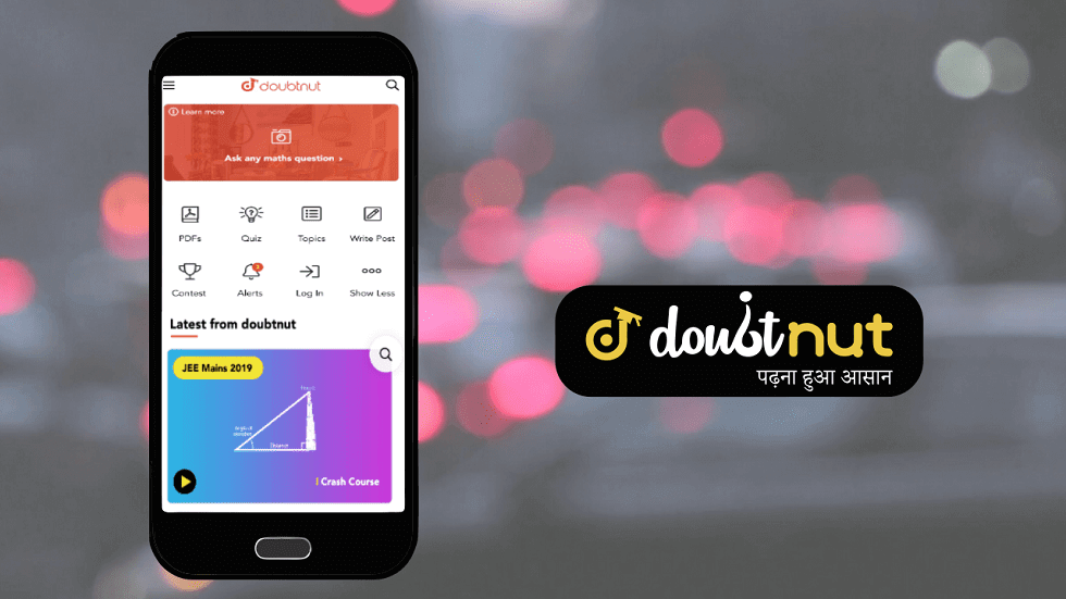 doubtnut-raises-31-mn-in-its-series-b-funding-round