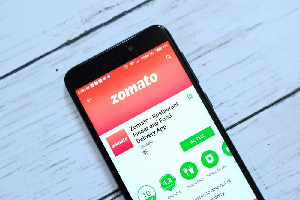 zomato-india-funding-food-delivery